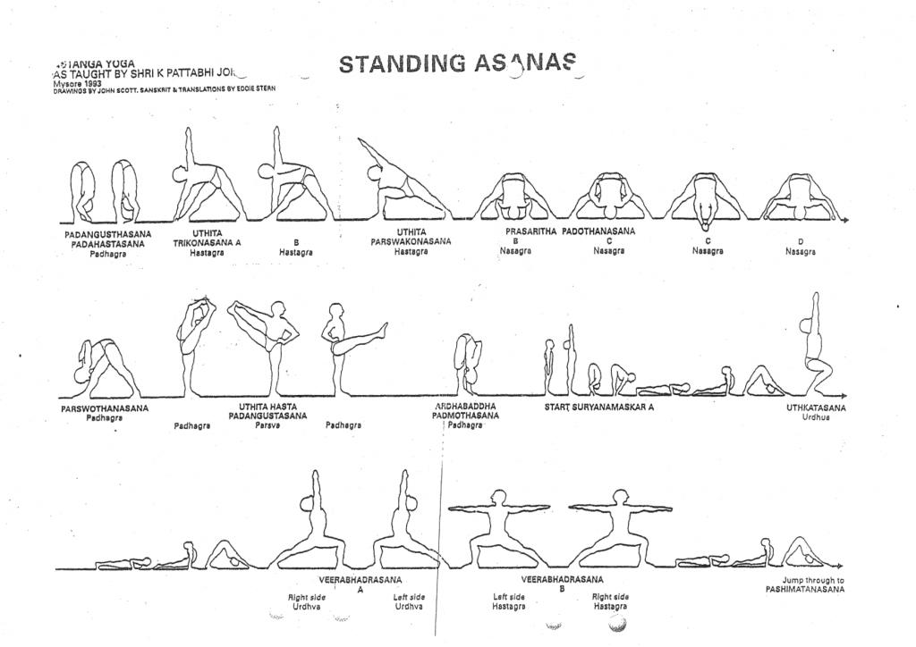 2.standing